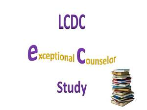 LCDC Exam Review - Youtube Channel
