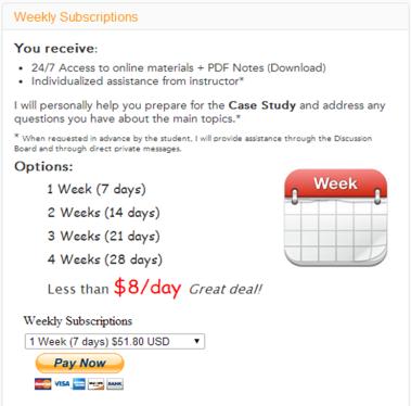 Adc exam study guide