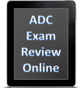 ADC Exam Review Online
